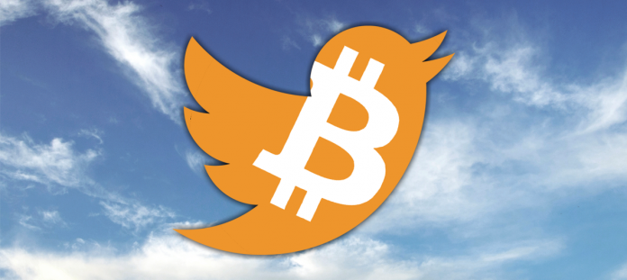 twitter en bitcoin