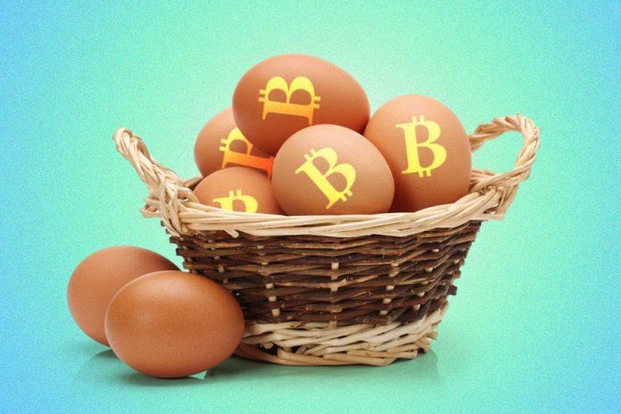 bitcoin herstelt na paasweekend
