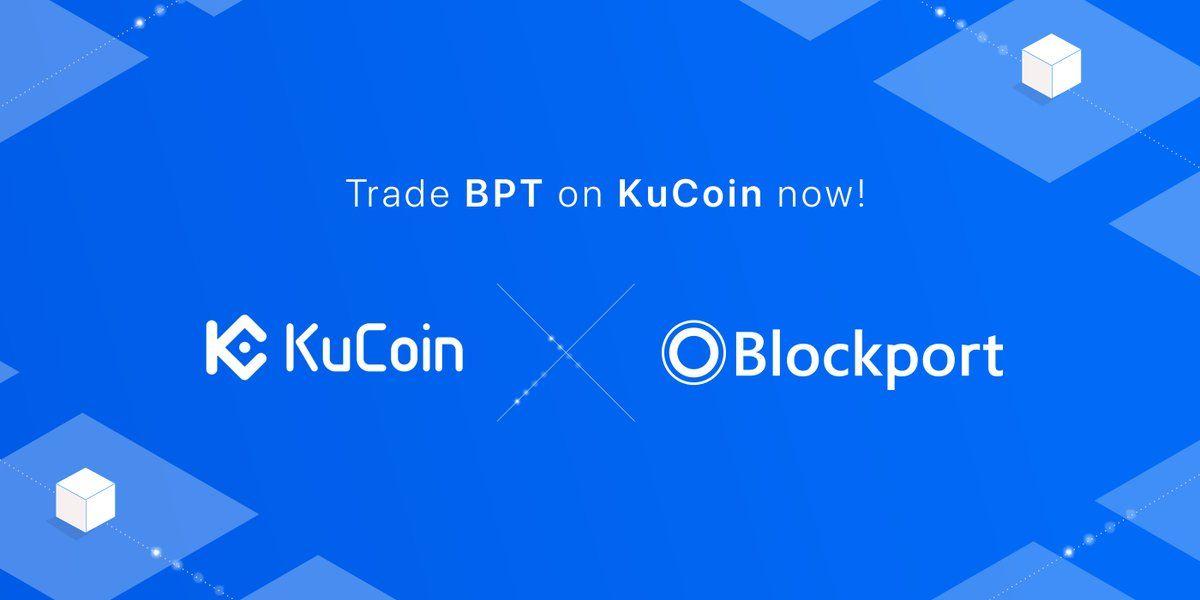 blockport kucoin handel