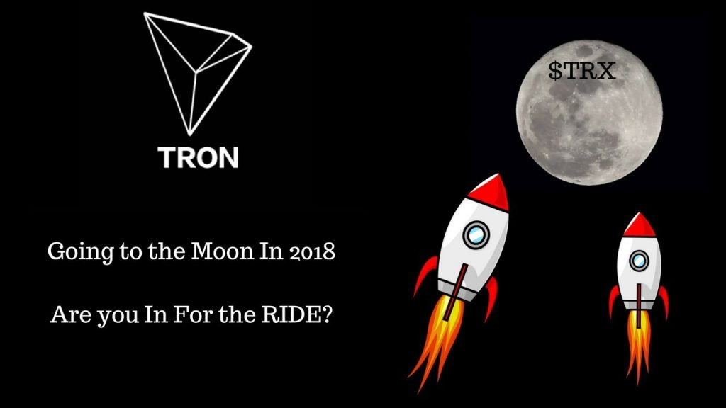 tron too the moon